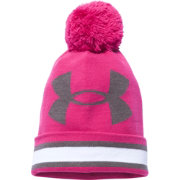 Under Armour Women's Power In Pink Pom Beanie