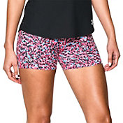 Under Armour Women's HeatGear Armour Printed Shorts