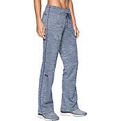 Under Armour Women's Lightweight Twist Print Armour Fleece Pants