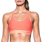 Under Armour Women's Armour Mid-Impact Graphic Sports Bra