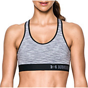Under Armour Women's Mid-Space Dye Sports Bra