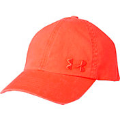 Under Armour Women's Solid Washed Hat
