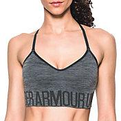Under Armour Women's Seamless Streaky Sports Bra w/Cups