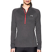 Under Armour Women's Tech Half Zip Long Sleeve Shirt