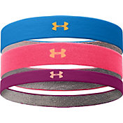 Under Armour Women's ArmourGrip Headbands - Multipack
