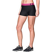 Under Armour Women's HeatGear Armour 3'' Compression Shorts