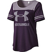 Under Armour Women's Sportstyle Baseball T-Shirt