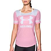 Under Armour Women's Sportstyle Baseball T-Shirt