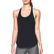 Under Armour Women's Essential Racer Tank Top