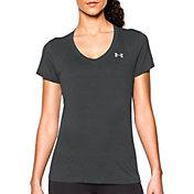 Under Armour Women's Tech V-Neck Slub T-Shirt