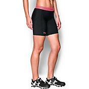Under Armour Women's Strike Zone Fastpitch Sliding Shorts