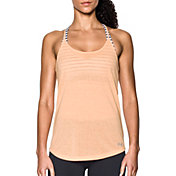 Under Armour Women's Threadborne Train Strappy Tank Top