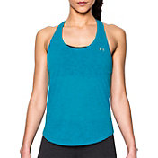 Under Armour Women's Tech Slub Flowy Tank Top