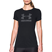 Under Armour Women's Threadborne Sportstyle Crewneck T-Shirt