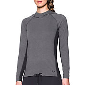 Under Armour Women's Threadborne Train Hooded Long Sleeve Shirt