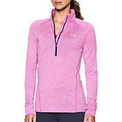 Under Armour Women's Tech Twist Half-Zip Long Sleeve Shirt