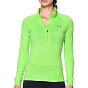Under Armour Women's Tech Twist Half-Zip Long Sleeve Shirt