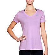 Under Armour Women's Twisted Tech V-Neck Shirt