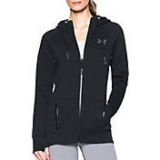 Under Armour Women's Varsity Fleece Full-Zip Hoodie