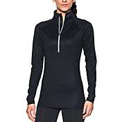 Under Armour Women's ColdGear Infrared EVO Half-Zip Long Sleeve Shirt