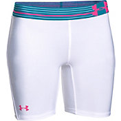 Under Armour Women's Strike Zone Softball Sliding Shorts
