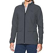 Under Armour Women's Storm Windstrike Full-Zip Golf Jacket