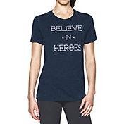 Under Armour Women's Believe in Heroes T-Shirt