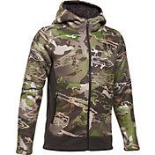 Under Armour Boys' Stealth Fleece Hunting Jacket