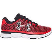 Under Armour Kids' Grade School ClutchFit RebelSpeed Running Shoes