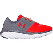 Under Armour Kids' Grade School Fortis 2 Speckle Running Shoes