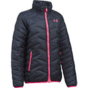 Under Armour Girls' ColdGear Reactor Insulated Jacket