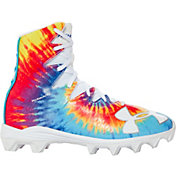 Under Armour Kids' Highlight RM LE Lacrosse Cleats