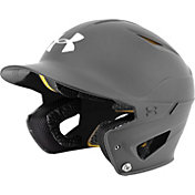 Under Armour Junior Heater Matte Batting Helmet