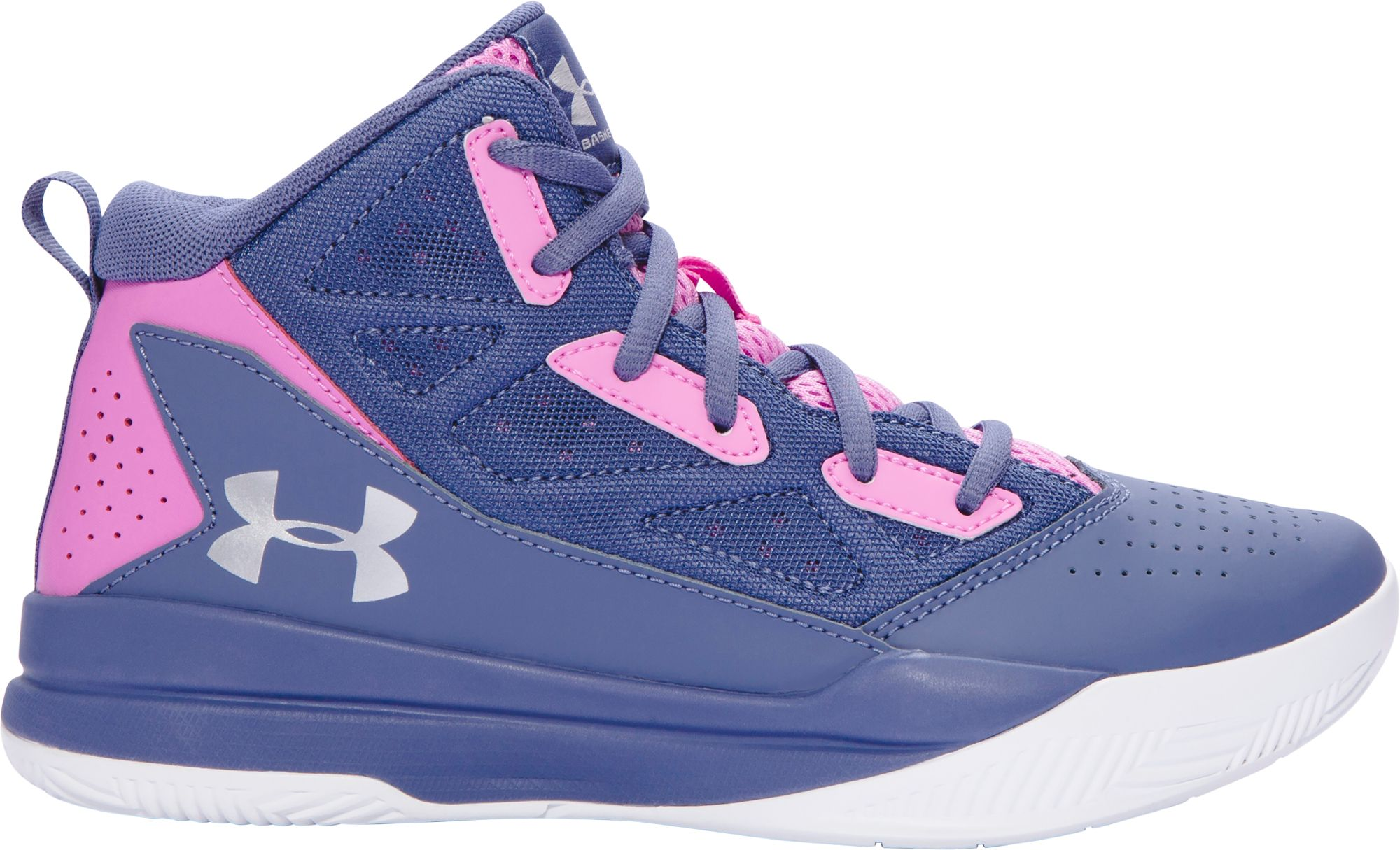Product Image � Under Armour Kids\u0027 Grade School Jet Basketball Shoes