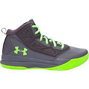 Under Armour Kids' Preschool Jet Basketball Shoes