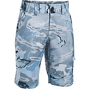Under Armour Boys' Shark Bait Cargo Shorts