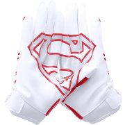 Under Armour Youth Superman F5 Receiver Gloves