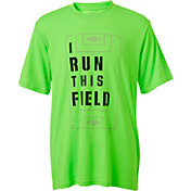 Umbro Boys' I Run This Field Graphic Soccer T-Shirt