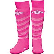 Umbro Youth Soccer Shin Socks