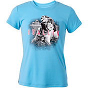 Umbro Girls' Ballin Graphic Soccer T-Shirt