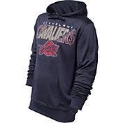 UNK Men's Cleveland Cavaliers Navy Hooded Fleece