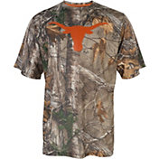 University of Texas Authentic Apparel Men's Texas Longhorns Camo T-Shirt