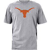 University of Texas Authentic Apparel Men's Texas Longhorns Grey Silhouette T-Shirt