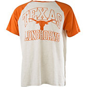 University of Texas Authentic Apparel Men's Texas Longhorns Oat/Burnt Orange Topkins T-Shirt