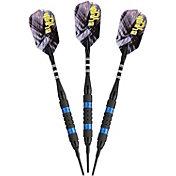 Viper Black Ice 16g Blue Soft Tip Darts