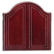 Viper Cambridge Cabinet Mahogany Dartboard Cabinet