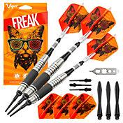 Viper Freak 18g Knurled and Grooved Barrel Soft Tip Darts