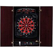 Viper Metropolitan Mahogany Dartboard Cabinet