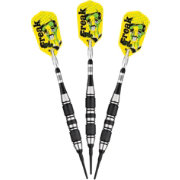 Viper Freak 18g Knurled Rings Barrel Soft Tip Darts