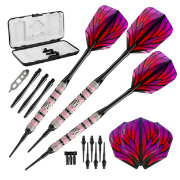 Viper Wings Tungsten 16g Soft Tip Darts